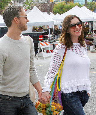 This Is How Anne Hathaway Celebrated Her First Mother's Day