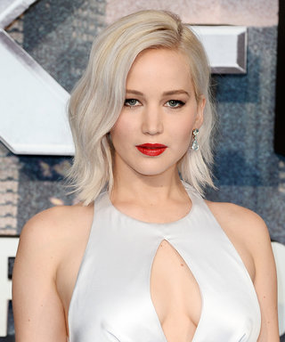 Jennifer Lawrence Brings Sexy Back to the X-Men: Apocalypse London Premiere