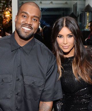 Kanye West Got Kim Kardashian West the Most Outrageous Mother's Day Gift