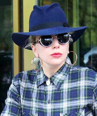 Lady Gaga Nails a Grunge-y, Cowgirl-Inspired Getup
