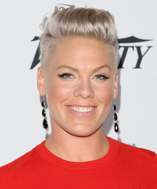 """Pink Takes Her Acrobatic Skills to New Heights in """"Just Like Fire"""" Music Video"""