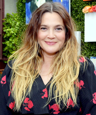 Drew Barrymore Looks Gorgeous in a Fresh-Faced Selfie