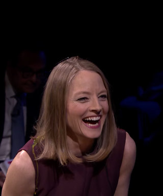 Watch Jodie Foster Have a Blast Cracking Eggs on Her Head on The Tonight Show