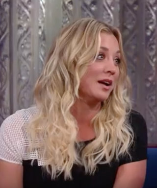 "Kaley Cuoco Talks Kids, Says She's ""Never Been Happier"" Thanks to New Boyfriend"