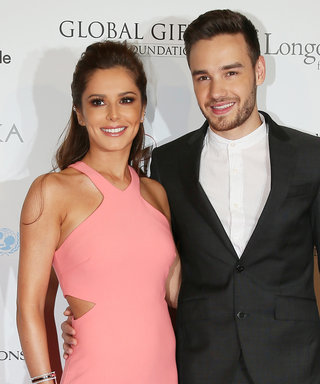 Liam Payne and Cheryl Fernandez-Versini Just Made the Cutest Red Carpet Debut Ever