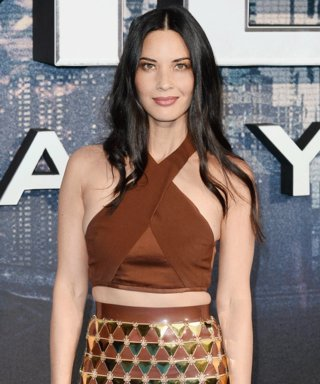 Olivia Munn Makes a Fast Change Out of Her X-Men Premiere Dress in an Airport Bathroom