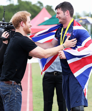 Prince Harry Cheers on His Friend and More Winners at Invictus Games