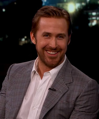 "Ryan Gosling Thinks His Too-Tight Suit Is ""Wildly Inappropriate"""