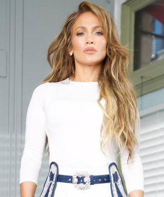 "Jennifer Lopez Explains How Rihanna's Manolo Blahnik Boots Made It into the ""Ain't Your Mama"" Video"