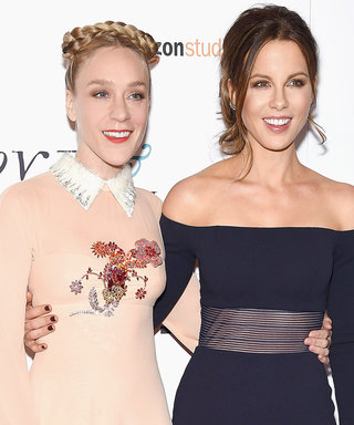 Chloë Sevigny and Kate Beckinsale Own the Red Carpet in Two Contrasting Gowns
