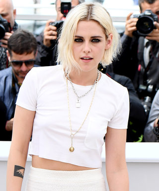 Kristen Stewart Delivers Serious T-Swift Vibes as the 2016 Cannes Film Festival Kicks Off