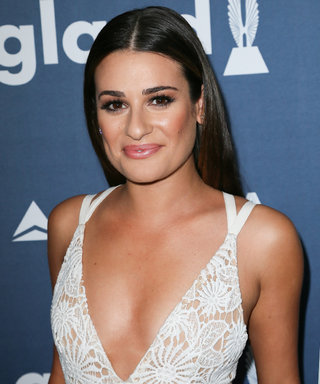 Lea Michele's Post-Workout 'Gram Will Make You Want to Hit the Gym, Stat