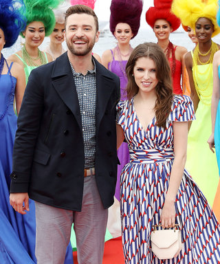 "Watch Justin Timberlake and Anna Kendrick Perform Amazing Rendition of ""True Colors"""
