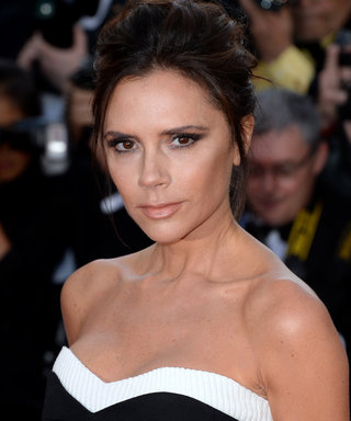 Victoria Beckham Puts Son Brooklyn's Snapchat Lessons to Use with Silly Cannes Snap