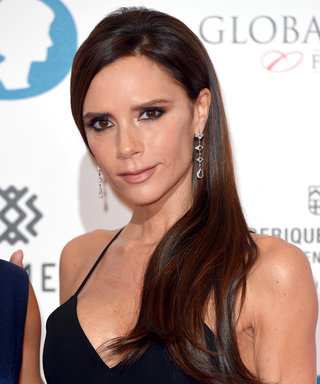 Victoria Beckham Jets Off to Cannes in a Private Plane and the Sharpest Stilettos Ever