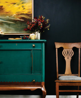 Give Old Furniture New Life with This DIY Trick