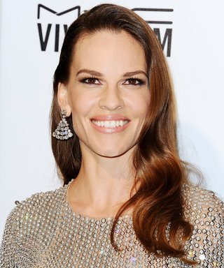 This #TBT Photo Proves Hilary Swank Was the Cutest Little Girl