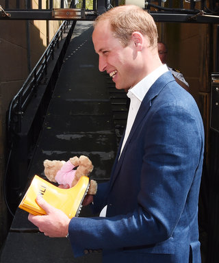 Prince William Receives Adorable Gifts for His Little Royals, Princess Charlotte and Prince George