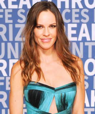 Hilary Swank's Latest Workout 'Gram Will Inspire You to Hit the Gym