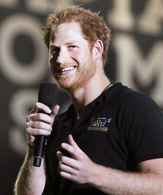Prince Harry Surprised One Very Lucky Invictus Athlete with a Big Kiss—See the Heartwarming Photo