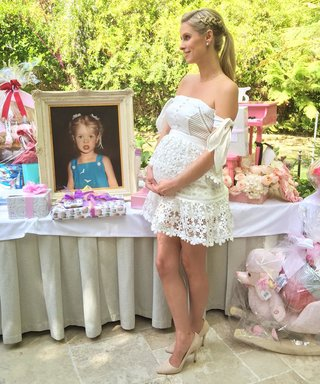 Nicky Hilton's Baby Shower Gave Us Some Gorgeous Inspo