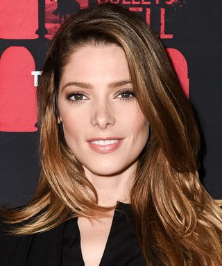 Ashley Greene Revealed Her New Hair Color in the Most Dramatic Way