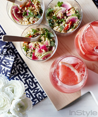Get Freekeh with This Super Grain Salad Recipe Perfect for a Summer Potluck