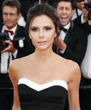 This Is What Victoria Beckham Looks Like with a Beard