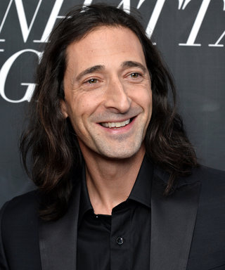 Adrien Brody Brings His Parents to a Screening of Manhattan Night, Proves He's the Best Son Ever