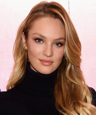 Candice Swanepoel Just Shared This Topless Pregnancy Photo