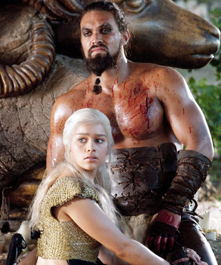 Jason Momoa Is Super Proud of His Khaleesi for That Epic Game of Thrones Scene