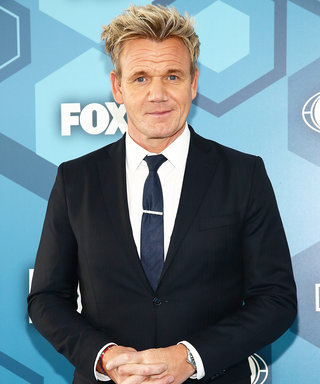 """Former """"Fat Chef"""" Gordon Ramsay Tells Us How to Cut Calories But Not Flavor"""