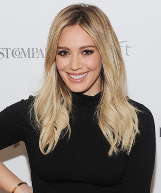 Hilary Duff Shows Off 4-Year-Old Son Luca's Totally Hip New Look
