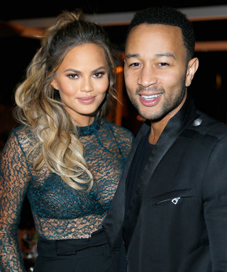 John Legend Holding Daughter Luna in a Baby CarrierIs the Cutest Thing You'll See Today