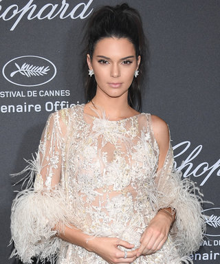 This Might Be the Prettiest Dress Kendall Jenner Has Ever Worn