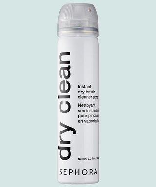 Sephora's Dry Shampoo for Makeup Brushes Is the One Product All Lazy Girls Need