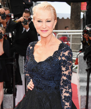 Helen Mirren's Twirling Gown at Cannes Proves She's the Ultimate Dame