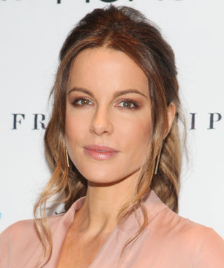 Kate Beckinsale Adorably Recreates a Throwback Family Photo with Her ...