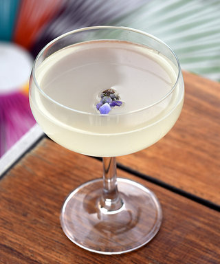 Stop and Eat the Roses with This Rosewater Martini How-to