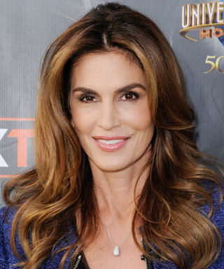 Cindy Crawford Is a Natural Beauty in Her Most Nostalgic #TBT Yet