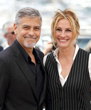 Julia Roberts Reveals Whether She'd Let George Clooney Babysit Her Kids