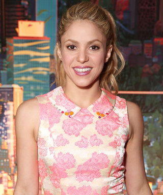 Shakira Just Posted the Cutest Photo of Her Son (and His Chubby Cheeks)