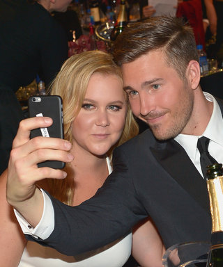 Amy Schumer's Boyfriend Marked Their 6-Month Anniversary with the Sweetest Message