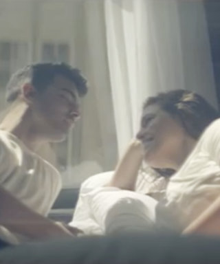 """Watch Joe Jonas and Ashley Graham Cozy Up in DNCE's New """"Toothbrush"""" Music Video"""