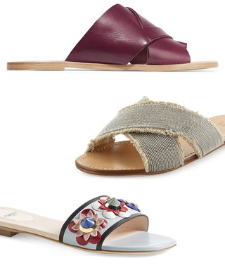 10 Sandals You'll Want to SlideInto forSummer