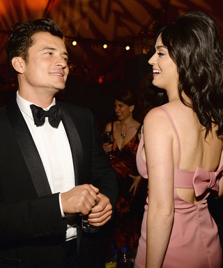 Katy Perry and Orlando Bloom Just Became Instagram-Official with a Cute Cannes Shot