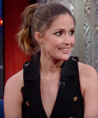 Rose Byrne Talks About Motherhood and That Time the TSA Confiscated Her Breast Milk