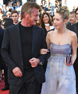 Sean and Dylan Penn Deliver a Stunning Father-Daughter Moment at Cannes