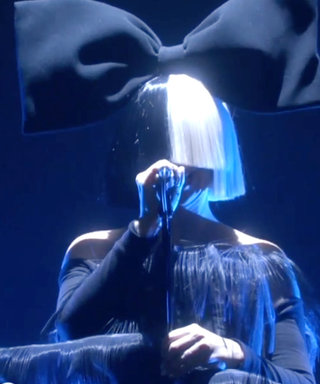 "Sia Performed a Moving Version of ""Unforgettable"" on Ellen"