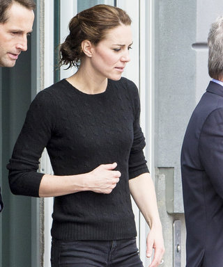 This Is How Kate Middleton Does Casual Fridays